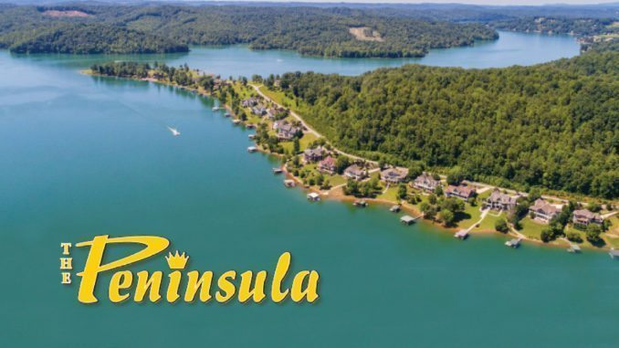 The Peninsula on Norris Lake