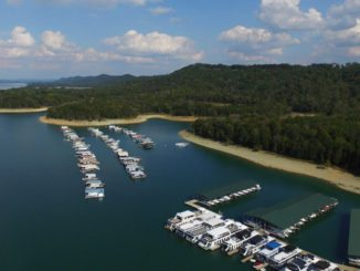 Waterside Marina on Norris Lake
